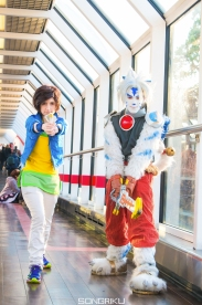 Kogenta Cosplay Interview My Geek Actu Byakko no Kogenta