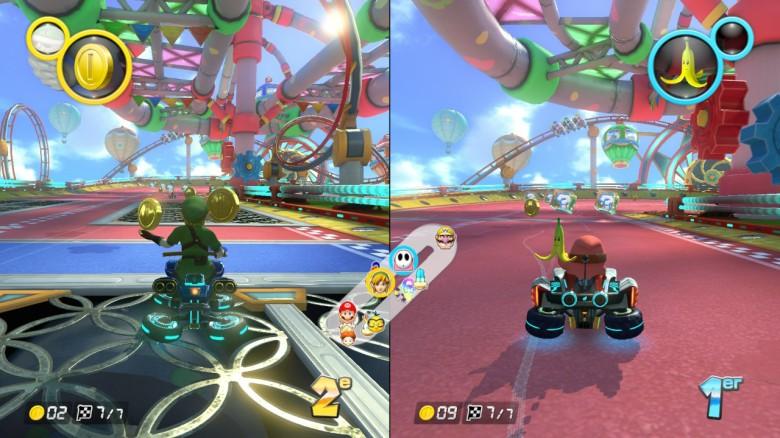 Mario Kart 8 Deluxe Test My Geek Actu Baby