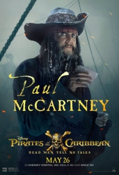 Paul McCartney Pirates des Caraibes My Geek Actu