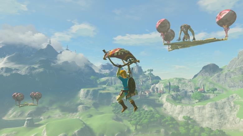 The Legend of Zelda Breath of the Wild News DLC 1 My Geek Actu Hard Mode