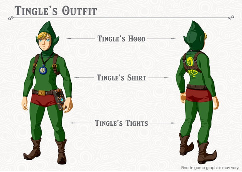 The Legend of Zelda Breath of the Wild News DLC 1 My Geek Actu Tingle