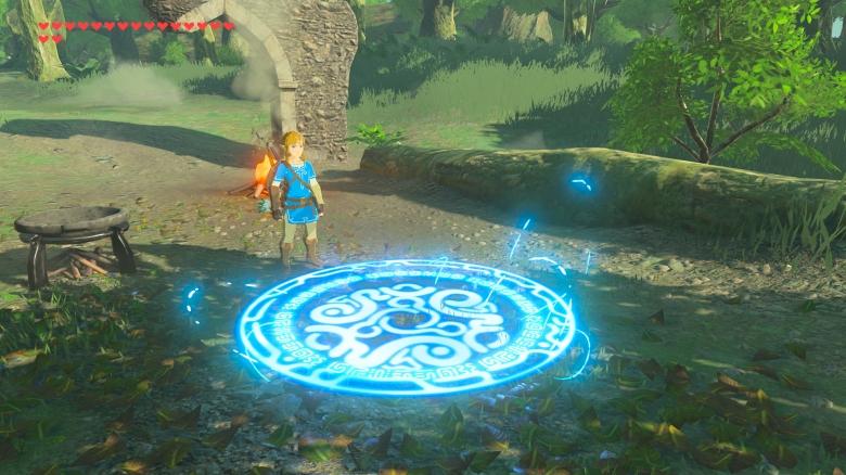 The Legend of Zelda Breath of the Wild News DLC 1 My Geek Actu Travel Mediallion