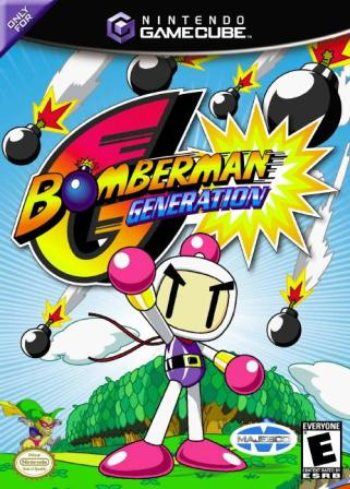 Super Bomberman R Test My Geek Actu Generation cover
