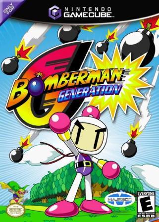 Super Bomberman R Test My Geek Actu Generation cover