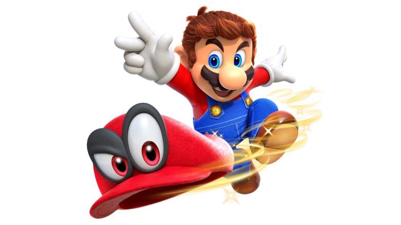 Super Mario Odyssey News E3 My Geek Actu