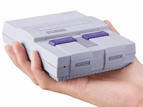 Super Nintendo Mini News My Geek Actu 3