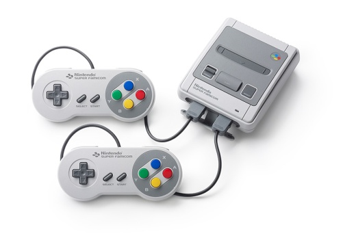 Super Nintendo Mini News My Geek Actu 4