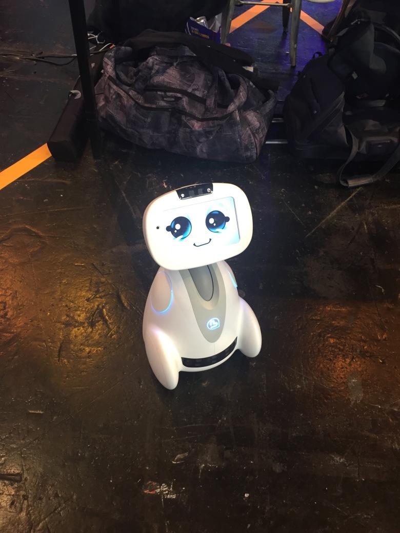 Viva Technology 2017 Event Review My Geek Actu Robot 2