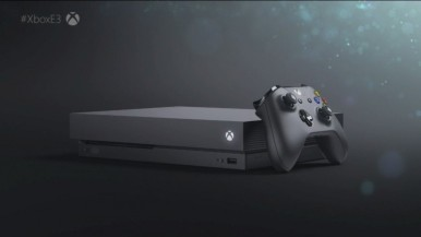 Xbox One X E3 News My Geek Actu