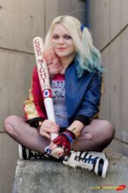 Leiko Cosplay Harley Quinn