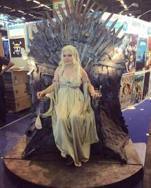 Leiko Cosplay Daenerys