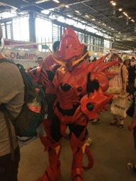 Event Japan Expo 2017 Cosplay
