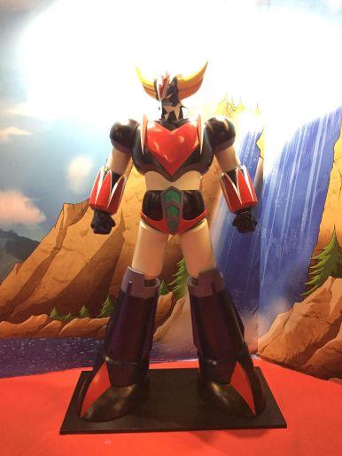 Event Japan Expo 2017 Goldorak