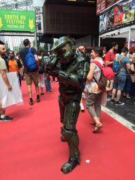 Event Japan Expo 2017 Halo