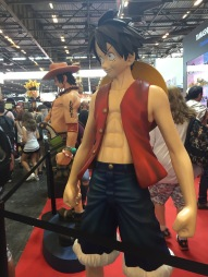 Event Japan Expo 2017 Luffy