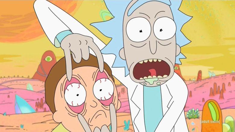 Rick et Morty News My Geek Actu 1
