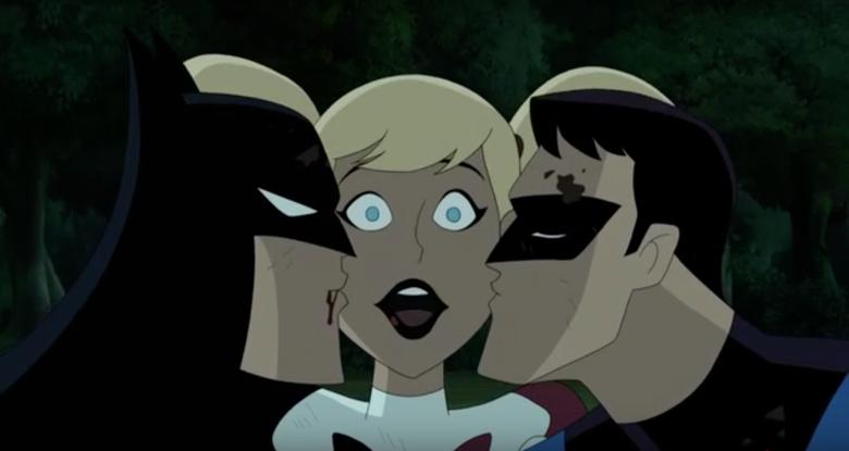 Batman & Harley Quinn Review My Geek Actu Bisous