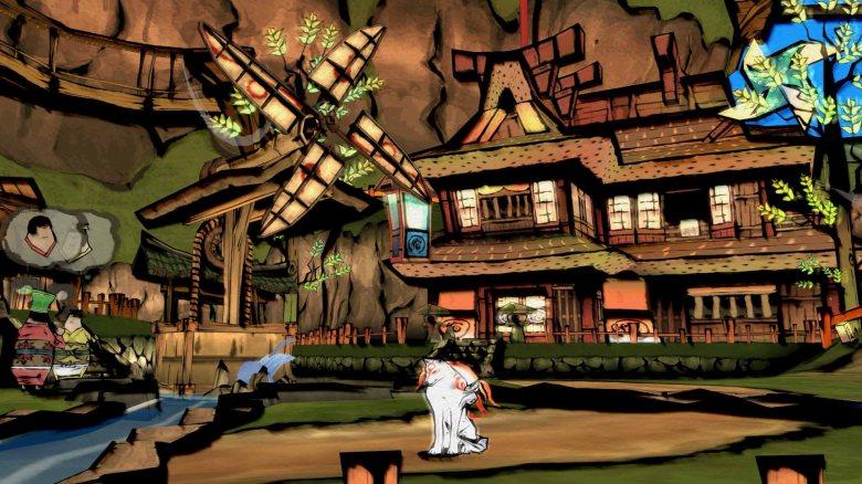 Okami HD News My Geek Actu Village
