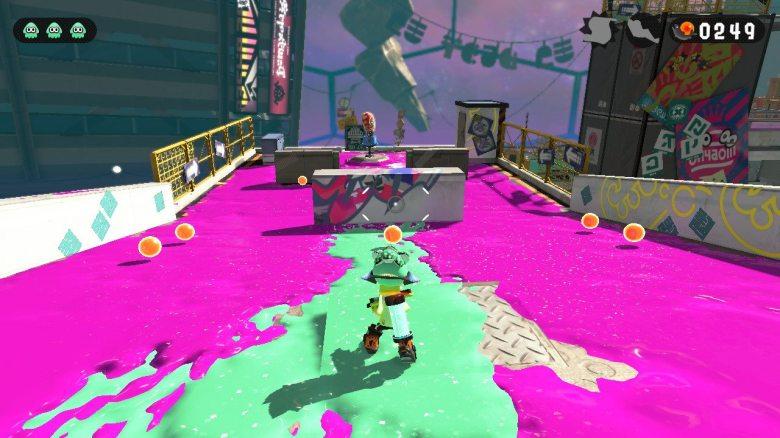 Splatoon 2 My Geek Actu Gameplay Solo
