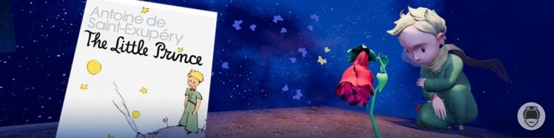 Le Petit Prince VR Test MK2 My Geek Actu Saint-Expuréy