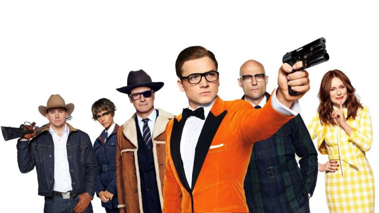Review Kingsman 2 My geek Actu 4