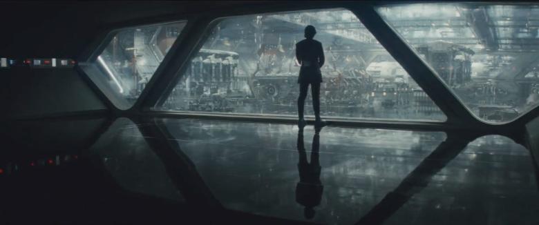 Star Wars The Last Jedi My Geek Actu Trailer Kylo
