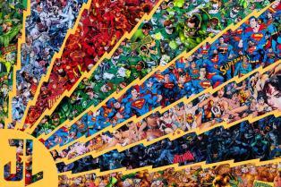 Sériegraphie Justice League My Geek Actu Geekerie Décembre