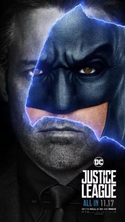 Justice League Review My Geek Actu Promo All In visage 3