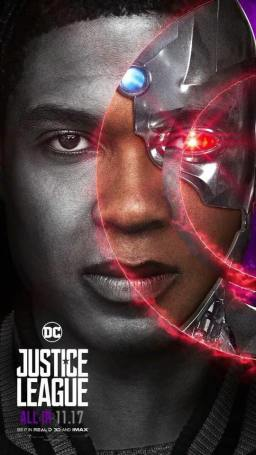 Justice League Review My Geek Actu Promo All In visage 4