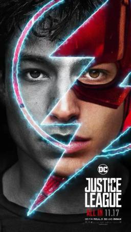 Justice League Review My Geek Actu Promo All In visage 5