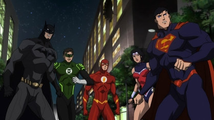 Justice League Review My Geek Actu War