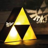 Lampe Zelda Triforce My Geek Actu Geekerie Décembre
