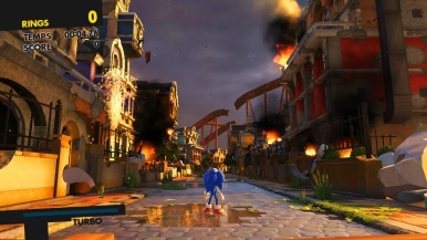 Sonic Forces Test My Geek Actu City