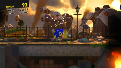 Sonic Forces Test My Geek Actu Fin zone