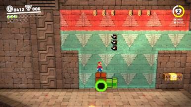 Super Mario Odyssey Test Nintendo Switch My Geek Actu 2D bombe