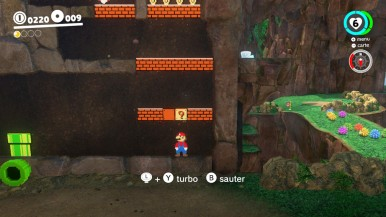 Super Mario Odyssey Test Nintendo Switch My Geek Actu 2D