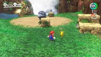 Super Mario Odyssey Test Nintendo Switch My Geek Actu Chomp