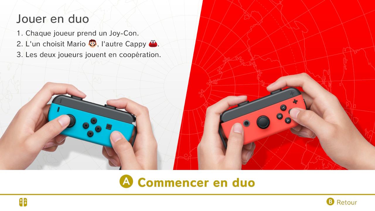 Super Mario Odyssey Test Nintendo Switch My Geek Actu Duo