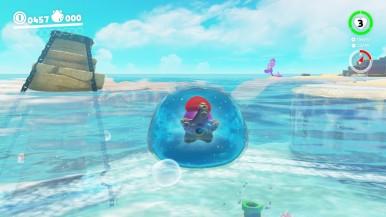 Super Mario Odyssey Test Nintendo Switch My Geek Actu Eau