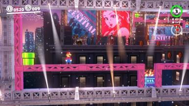 Super Mario Odyssey Test Nintendo Switch My Geek Actu Fête