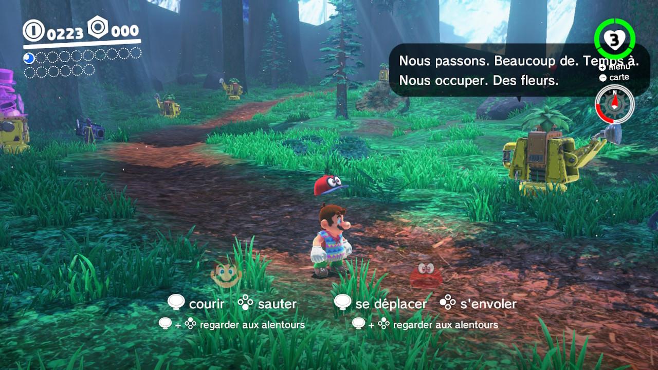 Super Mario Odyssey Test Nintendo Switch My Geek Actu Fôret