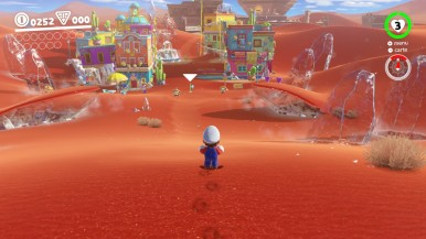 Super Mario Odyssey Test Nintendo Switch My Geek Actu Froid