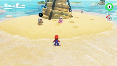 Super Mario Odyssey Test Nintendo Switch My Geek Actu Sable