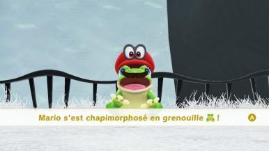 Super Mario Odyssey Test Nintendo Switch My Geek Actu Transformation