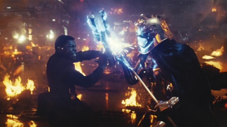 L'avis de la rédac My Geek Actu Star Wars 8 Les Derniers Jedi Phasma