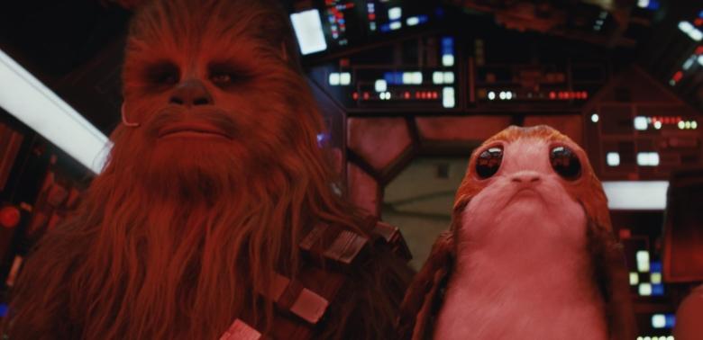 L'avis de la rédac My Geek Actu Star Wars 8 Les Derniers Jedi Porgs