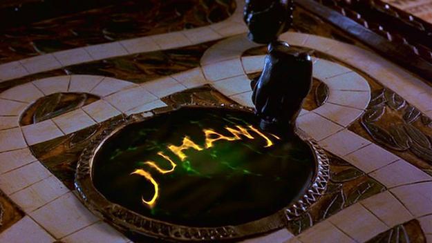 review jumanji my geek actu Jumanji.jpg