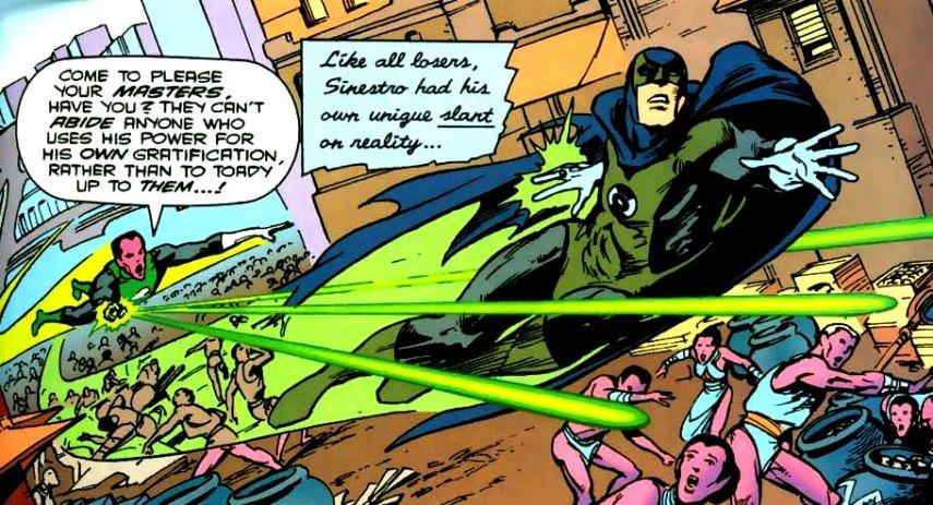 top 10 batman alternatif my geek actu Green lantern