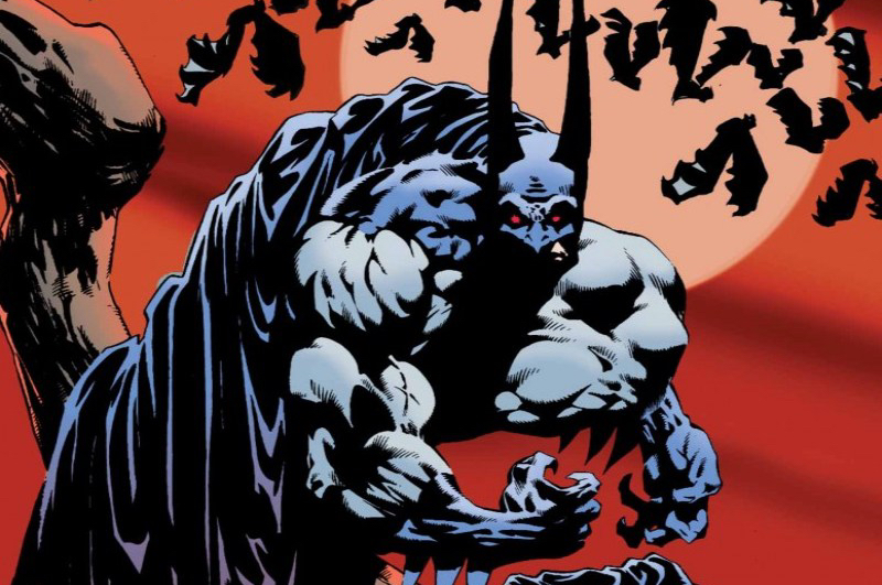 TOP 10 Batman Alternatifs My geek actu Batman vampire