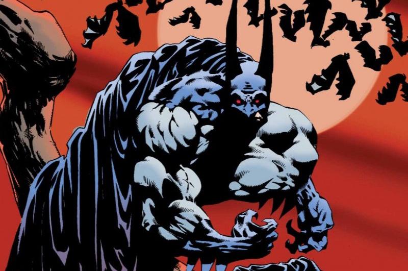 TOP 10 Batman Alternatifs My geek actu Batman vampire